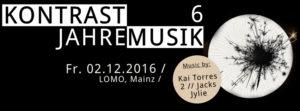 House, Techno, Lomo, Jylie, Kai Torres, 2 // Jacks, Mainz, Party