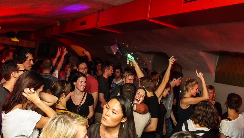 Mainz, House, Techno, Party